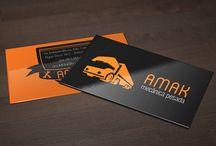Cartão de Visita / Artes para cartões de visita.