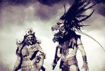 Inca Maya Aztec Character Stuff