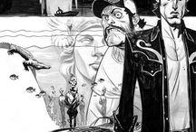 Art_Comic Covers