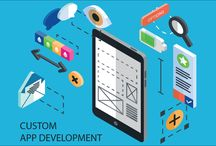 Custom App / Custom application development services at affordable rate