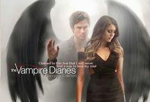 Damon and Elena Delena