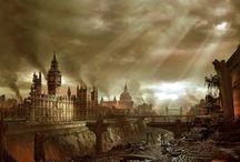 Post Apocalyptic Fantasy