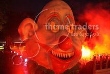 halloween prop hire / halloween prop hire and props for events and installation