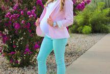 Maternity outfits / by Bobbi Gamble
