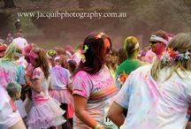 Melbourne Color Run 2013 / The Color Run™ is the Happiest 5K on the Planet! I loved it.  Bring on Next Year. #thecolorrun #happiest5k