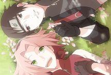 Sakura and Sai