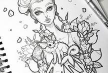 Rysunki / O rysunkach