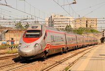ETR600 in the domestic lines of Italian peninsula