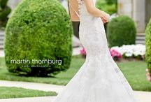 Martin Thornburg for Mon Cheri Bridals / Mon Cheri designer Martin Thornburg creates fashionable bridal gowns ranging from traditional ball gowns to modern wedding dresses, and couture bridal fashions https://moncheribridals.com/wedding-dresses/martin-thornburg/  Available at #CrystalBrides South Africa- www.crystalbrides.co.za #MartinThornburg