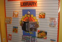Schmoker Reading Center Display / by Addison Louise