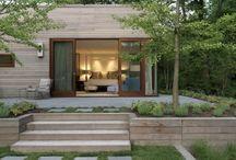 Outdoor terrace/garden