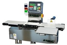 Selezionatrici ponderali - Checkweighers / Automatic Checkweighers - Selezionatrici ponderali dinamiche - Made in Italy