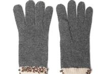 accessorized: gloves / by Jeannette Arrowood