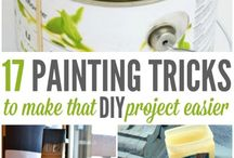Painting tips for your home. Ect.