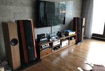 Acuhorn listening room