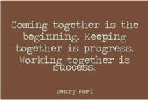 The Synergy Quest / Learning together and working together toward a better and brighter future