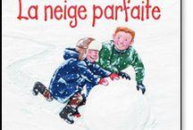 Il neige! / Des livres qui célèbrent l'hiver!