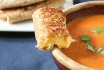 Food - Lunch / Great lunch ideas.  / by Jennifer Wysocki