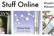Free Stuff Online / Find out where to get the best free products online every Friday with Queen Cheap's #FreeFridays