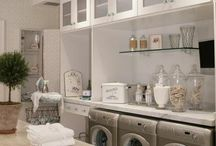 Laundry Rooms  / by Stacey Santos