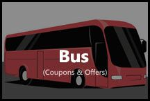 Bus / Get the latest offers and coupons on Bus Bookings. Get exclusive coupons from PayTM, RedBus, MyBusTicket and save on ticket booking.