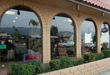 Window Cleaning / We do home windows and commercial windows.  This is a car dealership.  Those windows are big and tall. We have all the proper equipment for commercial windows.