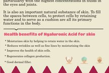 Hyaluronic / Everything you should know about Hyaluronic Acid #hyaluronicacid #skin