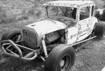 Vintage Automobiles / Old Cars / by James Henzel