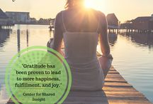 Gratitude in Difficult Times