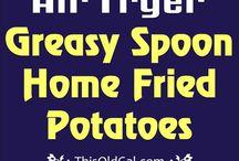 Air Fryer Oven Recipies