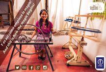 La Casa del Algodón / Tejidos Weavings