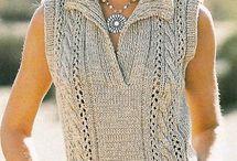 Кофточки-пуловерчики