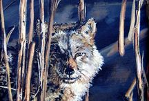 Call of the Wild - Original Paintings on Etsy