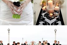 Black and White Wedding Details / by Bright Occasions