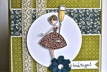 Cards - MFT/Bellas / by Kristine Kubitz Fossmeyer