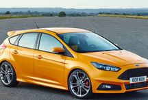 Ford focus ST & RS