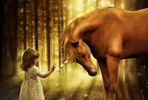Equus / Horses are proof that God loves us and wants us to be happy ~ Benjamin Franklin