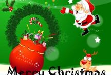 Merry Christmas Greetings & Cards with Images
