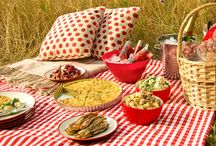 moveable feasts / picnic photos, picnic recipes, picnic inspiration, picnic blankets, picnic crafts, invites, favours, just serious picnic love! / by Laurie Ducharme