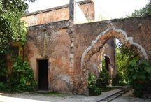 Haciendas Méx  ruinas