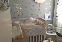 Ideas para cunas de bebé