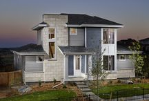 Energy-Efficient Saville / A stylish Modern Prairie home with HERS Energy certification,.
