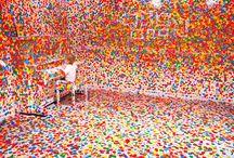 ...ille de bir şeye ait olacaksan, renklere ait olacaksın...