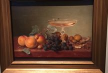 Early still life paintings
