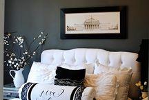 bedrooms / by Maria Guerrero