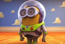 Bee-do Bee-do / All things minions :-) / by Julie