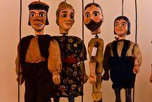 dolls & puppets