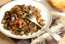 Everyday Green Recipes