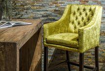 Bocx Interiors Barstoelen & Barkrukken / Collectie Bocx Interiors Barstoelen en Barkrukken