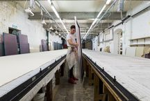 Life at the mill / A look behind the scenes at Marina Mill.